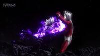 Dark-Killer Energy Punch