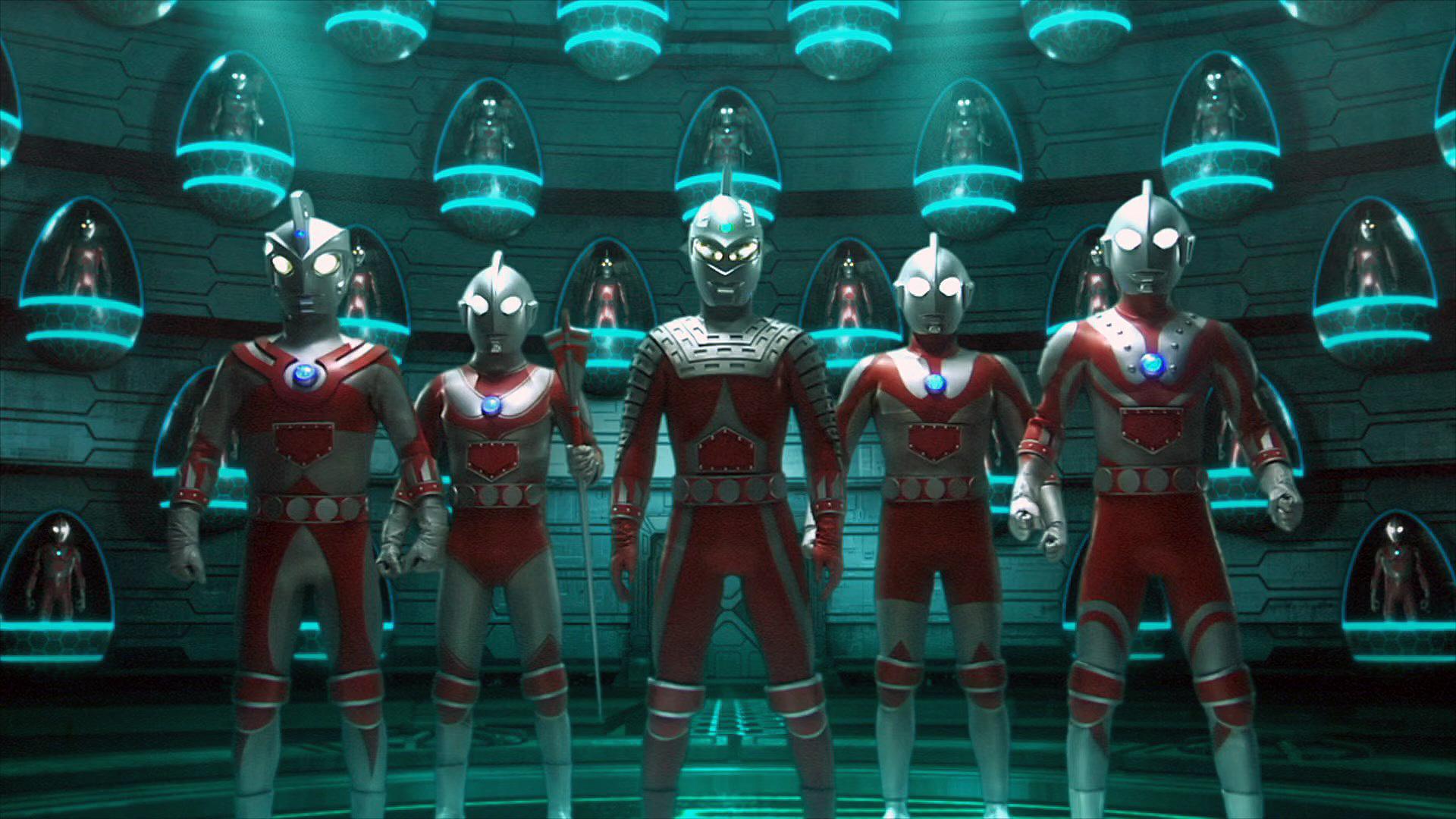 Imitation Ultra Brothers (SR Team)