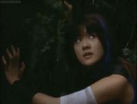Rucia thinks Muzan found her again