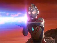 Ultraman Dyna Solgent Ray