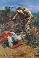 Alien Bell vs Seven