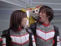 Asuka & Ryo a cute