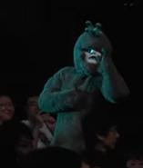 Alien Wild stage show