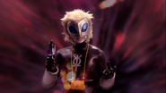 Alien Magma Dark Dummy Spark