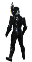 Zetton Power villian