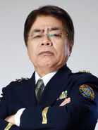 Chief Kuriyama