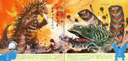 Jack and Kaiju picture book VI