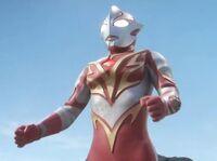 UltramanMebius-cool BurningBrave