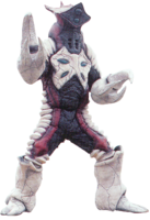 Ultraman Neos Alien Zamu servant 1