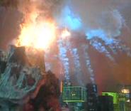 Volcadon Volcanic Flames