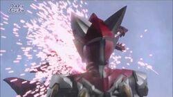 Grugeo Bone Slaps Ultraman Rosso Ultraman R B Episode 7 2018