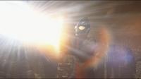 Daigo (Ultraman Tiga) overpowered by Demonthor