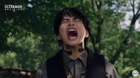 Haruki goes super saiyan
