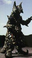 Super-power Kaiju Goldras