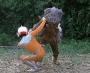 Takeshi vs telepathic doggy