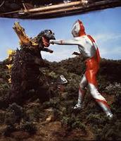 Jirass v Ultraman