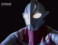 Mebius tries his best to rescue Hiroto but too late