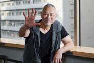 Ryo Kinomoto Waving
