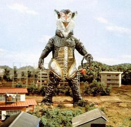 He's Out! It's Alien Mefilas!