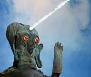 Alien Messie Energy Beam
