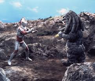 Dangar v Ultraman Jack