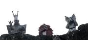 Gandar Garamon Alien Icarus sevenger fight.png