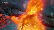 Glenfire use his full power again!