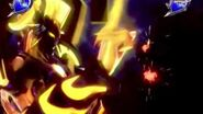 Vs ダークキラーデルタ〈ぱちんこウルトラバトル烈伝 戦えゼロ!若き最強戦士〉