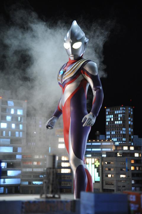 Ultraman Tiga (World of the Ultra Flare)