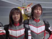 Asuka & Ryo cute