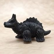 Kingsaurus III eraser