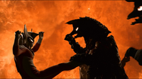 Ancient Dyna Strong vs Golza