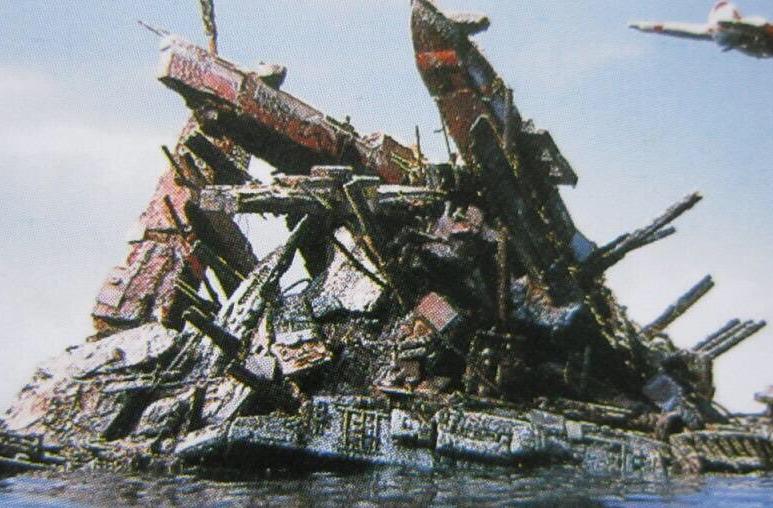 Barrack Ship