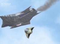 Guinje Ship Mode Escape Pod
