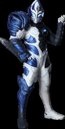 Ultraman Trigger Hudram render.png