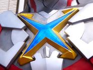 X's colour timer