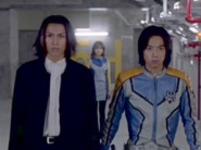 Gamu and Hiroya