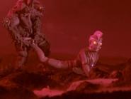 Mazaron Man v Ultraman Ace II
