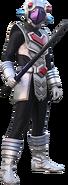 Chiburoid Sword