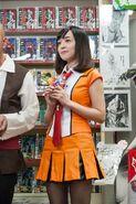 Megumi Han SSSP cosplay