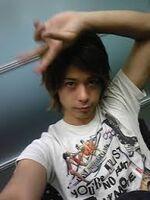 Shunji selfie