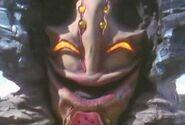 Garaon's smiling Face