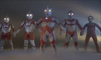Ultra Brothers in Ultraman Ace
