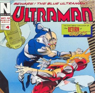 Evil Ultraman Great