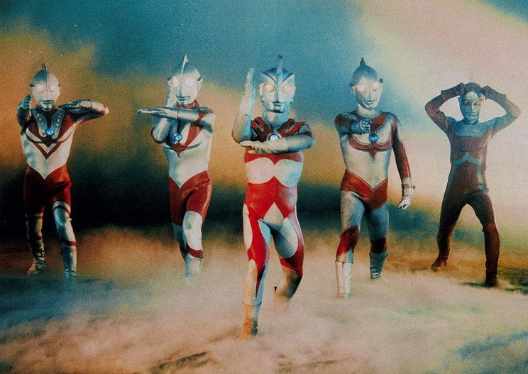 Shine! The Five Ultra Brothers