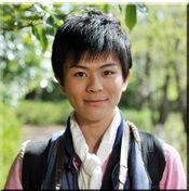 Mizuki Ōno as Kenta Watarai.jpg