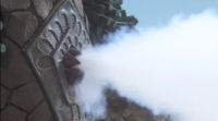 Poison Blinding Gas Expulsion