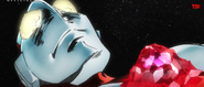 Ultraman's color timer damaged