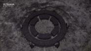 Alien Bat Giant Fortress