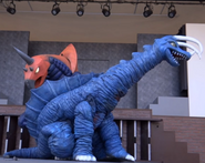 Kingsaurus stage show